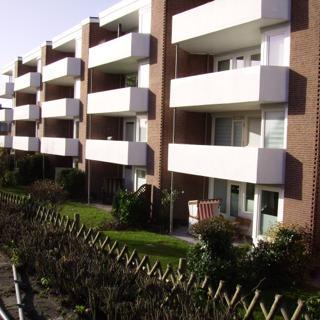 Nordmarkhof App. 44 - Westerland