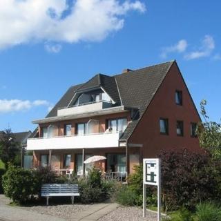 Ferienhaus Malepartus- Ferienwohnung 1 - Büsum