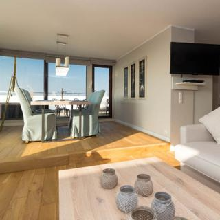 -Horizonte- Luxuspenthouse - St. Peter-Ording