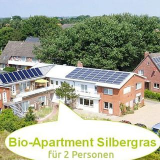 "Bio-Apartment ""Silbergras"" - St. Peter-Ording"