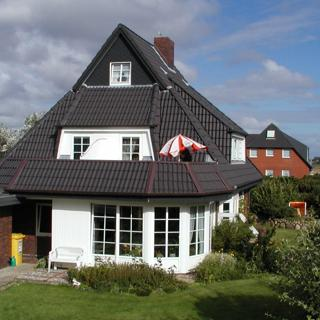 Haus Fröhlich, Wohnung 2, o. Süden - Morsum