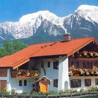 Landhaus Haid Fewo Alpenrose - Schönau am Königssee