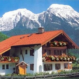 Landhaus Haid Fewo Silberdistel - Schönau am Königssee