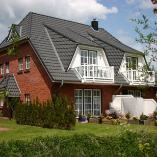 Gästehäuser Heidehof - Wohnung 1 - St. Peter-Ording