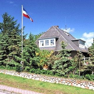 Haus Frisia - Wohnung 1 - Westerland