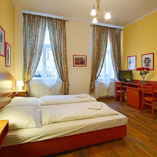 Geräumige Appartement im Prager Stadtzentrum - Prag