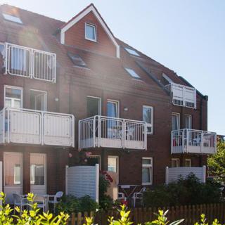Meerhus Appartement 6 - Wangerooge