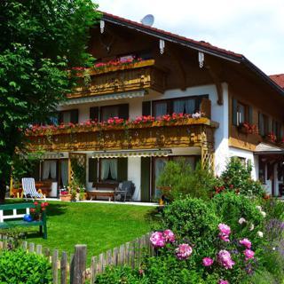 Gartenblick - Obermaiselstein