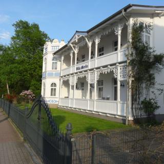 Villa Merlin - FeWo Jasmin - Binz