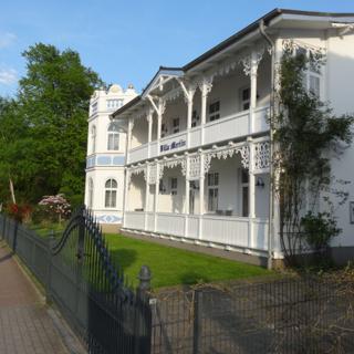 Villa Merlin - FeWo Seerose - Binz