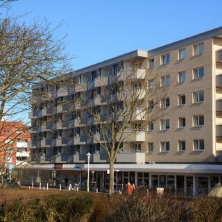 Haus Ankerlicht, Appartement 3 - Möwennest - Westerland