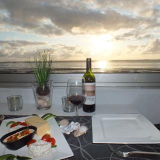 Ferienwohnung Watten-Blick 2 - Cuxhaven