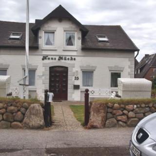 Haus Mücke Wohnung 1 - Westerland