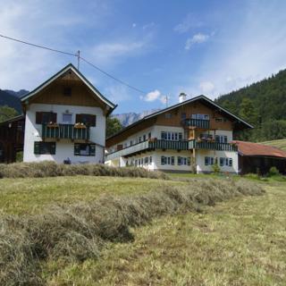 Landhaus Perllehen - Berchtesgaden