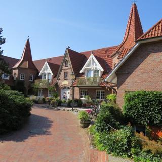 Friesenresidence -Nachtkerze- - St. Peter-Ording