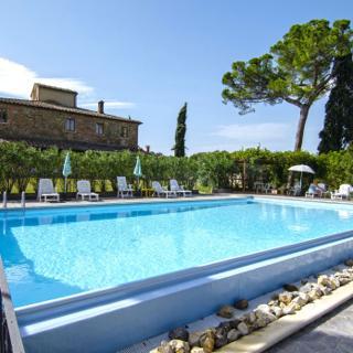 castelletto Wohnung Giglio - Torrita di Siena
