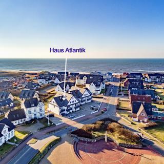ATLANTIK   App.3 Strandzugang 120 m  - Wenningstedt