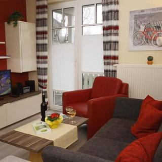 Strandschlösschen Haus II WE 7 / 9735 - Kühlungsborn