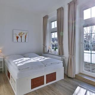 Appartement 5 mit Südbalkon in strandnaher Lage - Bäderstil-Villa in Wenningstedt/Sylt - Wenningstedt