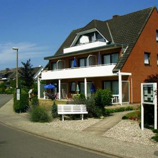 Ferienhaus Malepartus- Ferienwohnung 2 - Büsum