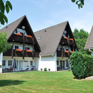 Ferienwohnung Stricker 2/1, Typ B, Terrasse  - Walkenried