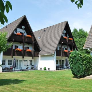 Ferienwohnung Stricker  Typ  A, Balkon 1/3 - Walkenried