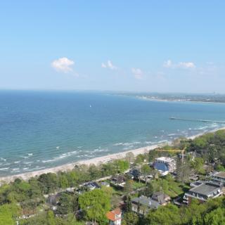 Traumhafter Ostseeblick - Timmendorfer Strand