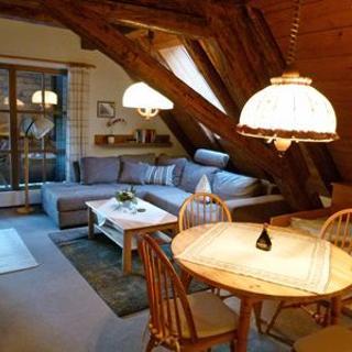 Waldwohnung im Haus Lodewick - St. Blasien