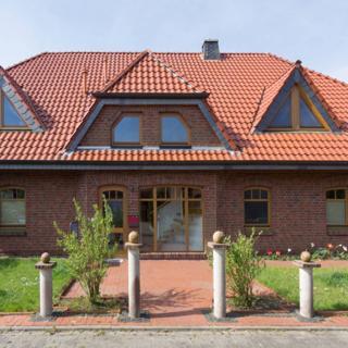Ferienhaus Dreimaster - Wohnung 2 - Dornumersiel