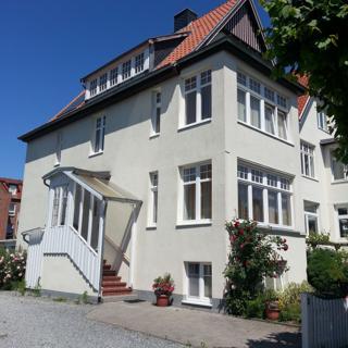 Haus Übersee - Fewo Fidji - Lübeck