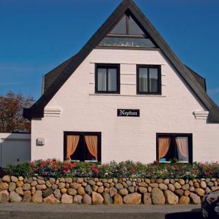 Appartement Muschel im Haus Neptun - Westerland