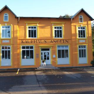 """Ferienwohnung im historischen """"Kaufhaus Angeln"""" - Sterup"""