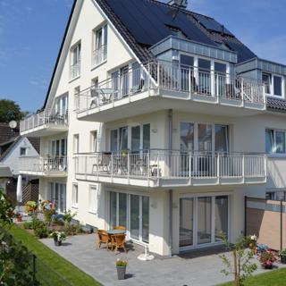Appartementhaus Zur Sonne - Whg 3 - Timmendorfer Strand