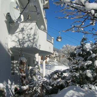 Ferienhaus Mühlegg in Kappl - Kappl