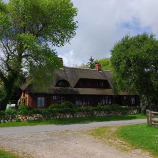 Dammwärterhaus mit Wattblick, Wohnung 2 - Morsum