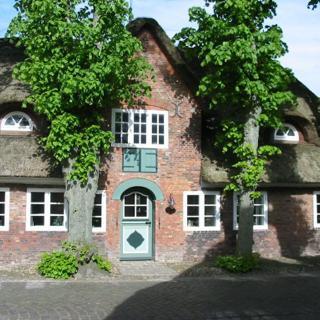Ferien im denkmalgeschützen Friesenhaus, Poststrat 7 - Nieblum