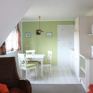 Gästehaus Sylvie,Wohnung 2 - List