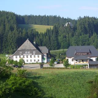 Gästehaus Kalte Herberge, Ferienwohnung EG - Vöhrenbach