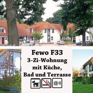 Ferienpark Gustow, 3-Zi-Fewo F33 - Gustow