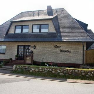 Haus Klaar Kimming Wohnung 4 - Rantum