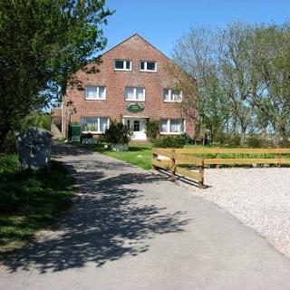 Landhaus Dircks - Doppelzimmer 1 - St. Peter-Ording