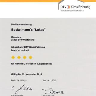 "Bockelmann Hof App. Lucas"" - Westerland"