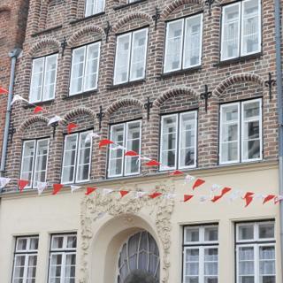 Einhornhaus  - Lübeck