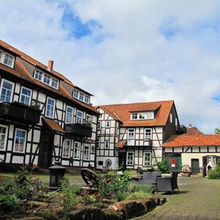Dachs - Ferienwohnung für 13 Personen - Rosenthal