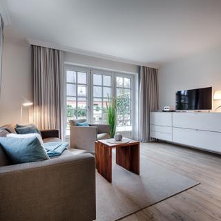 """Moderne 2-Zi-Neubau-FeWo """"StrandLounge"""" - Westerland"""