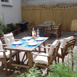 1-Zimmer-Apartment 2 Hochparterre - Lübeck