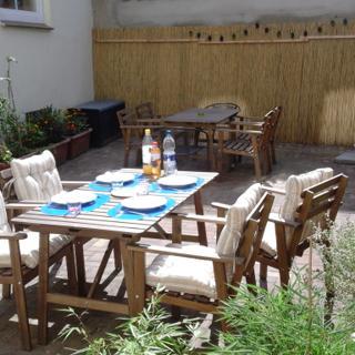 2-Zimmer-Ferienwohnung im 1. Obergeschoss - Lübeck