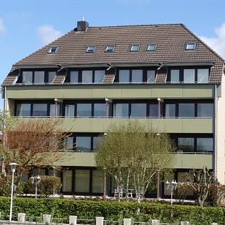 Strandresidenz Rosengarten - Wohnung Nr. 108 - Büsum