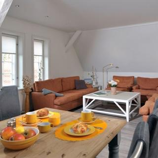 Landhaus Alte Weberei, App. 6 - Westerland