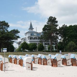 Ferienwohnung 01 Villa Seeblick Binz - Binz